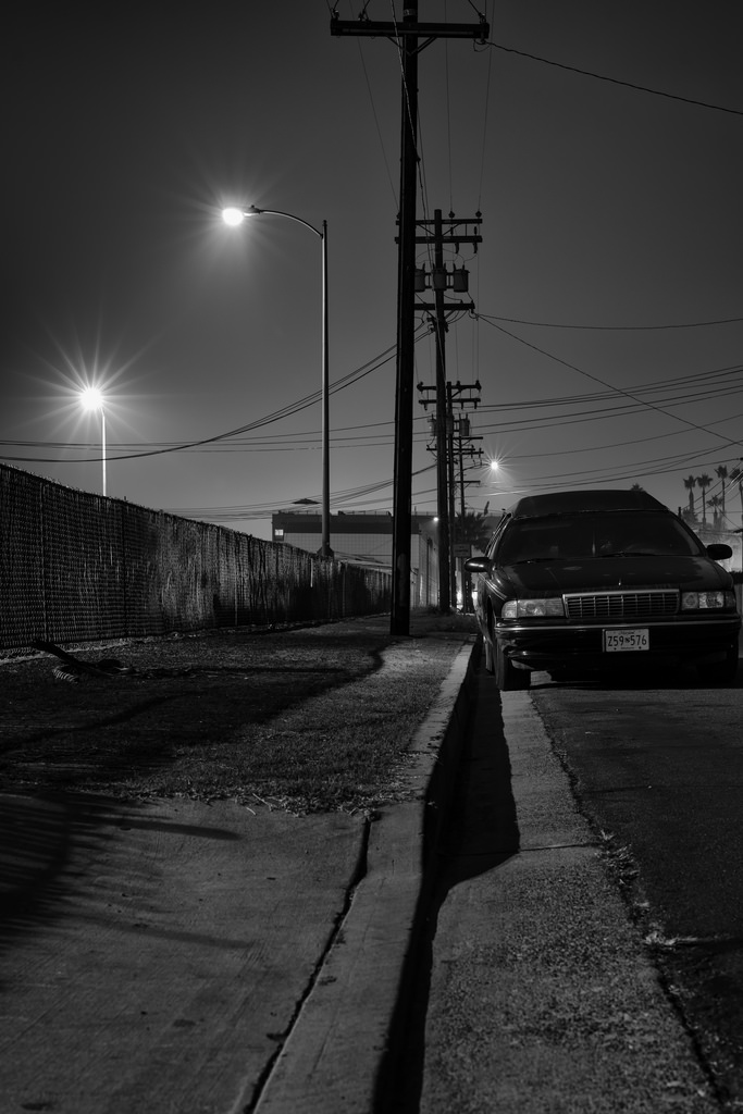 Nocturnal Emissions: Hearse On Freeman St