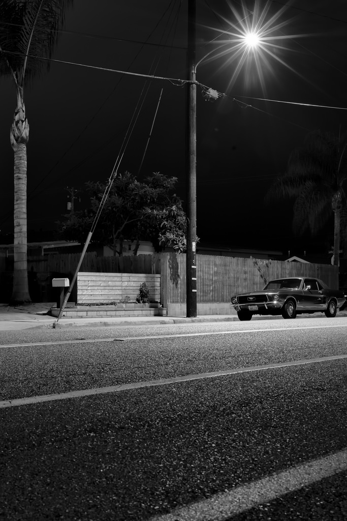 Nocturnal Emissions: Mustang On Magnolia