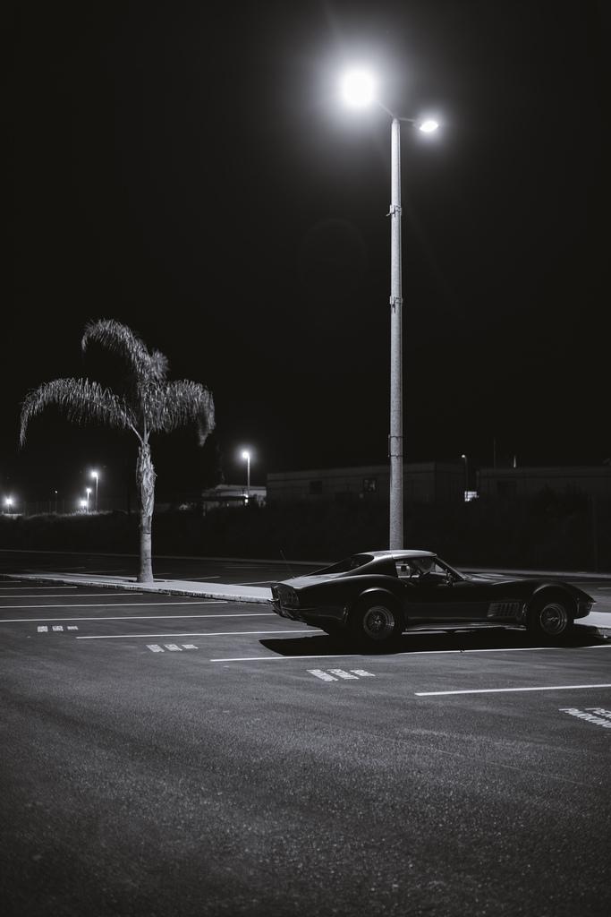 Nocturnal Emissions: Corvette