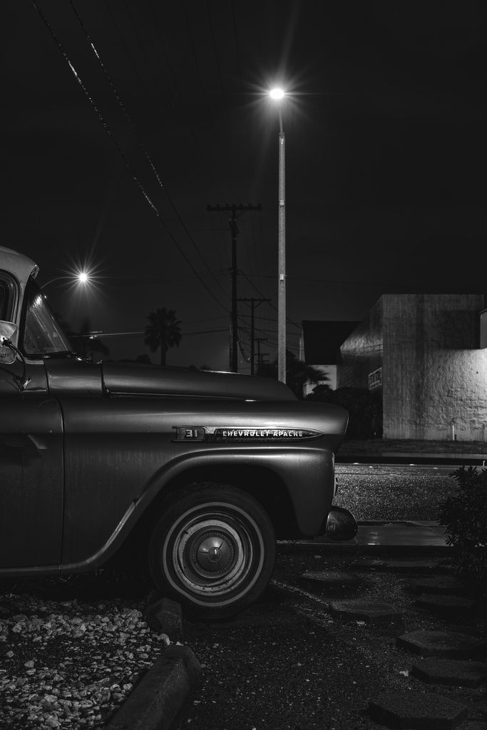 Nocturnal Emissions: Chevrolet Apache