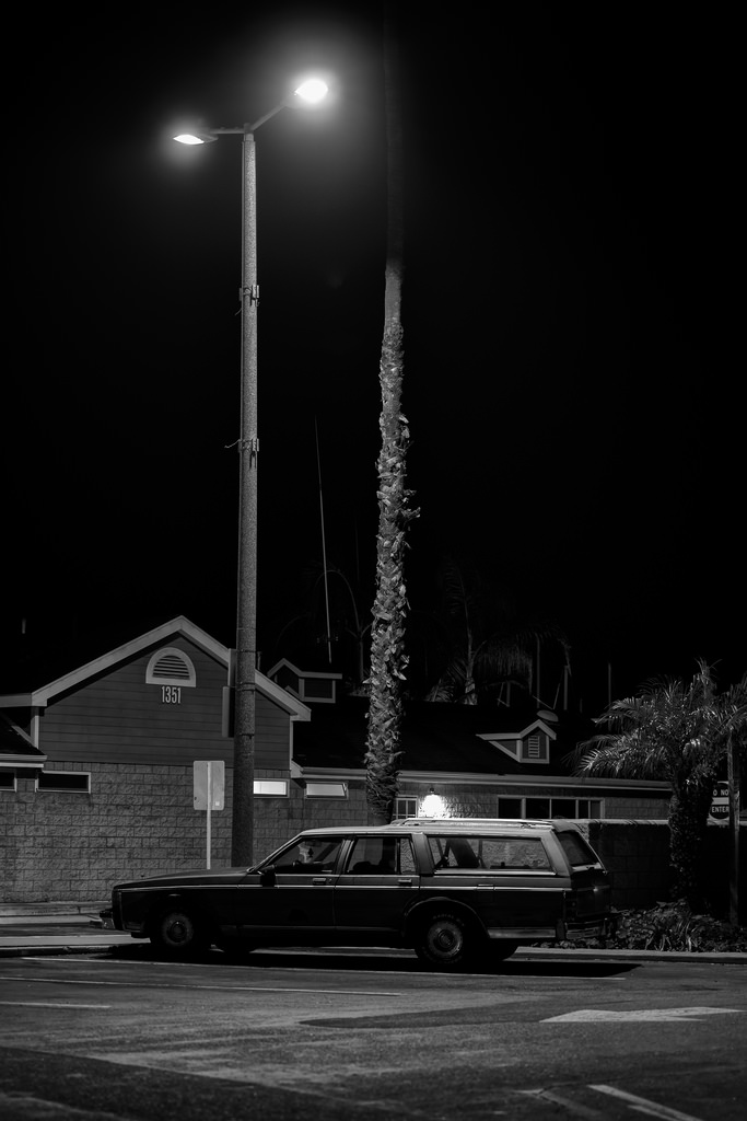 Nocturnal Emissions: Chevrolet Caprice Estate Classic