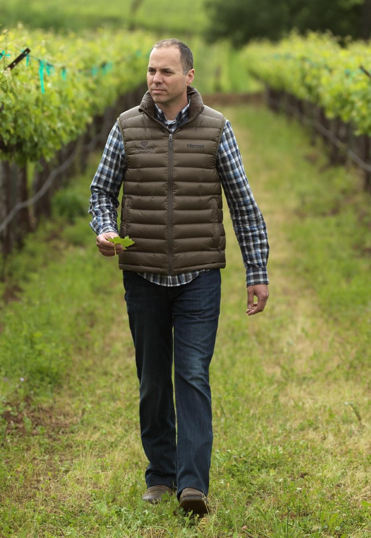 Ep. 038: Aaron Miller, Plumpjack Winery