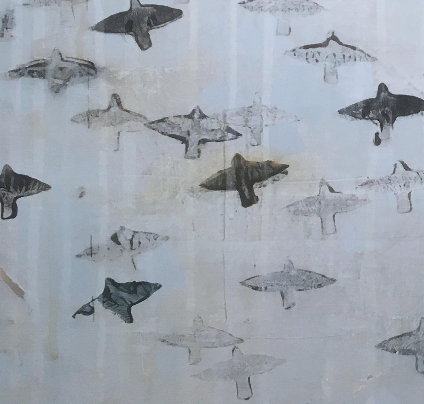 Flight Patterns I  detail