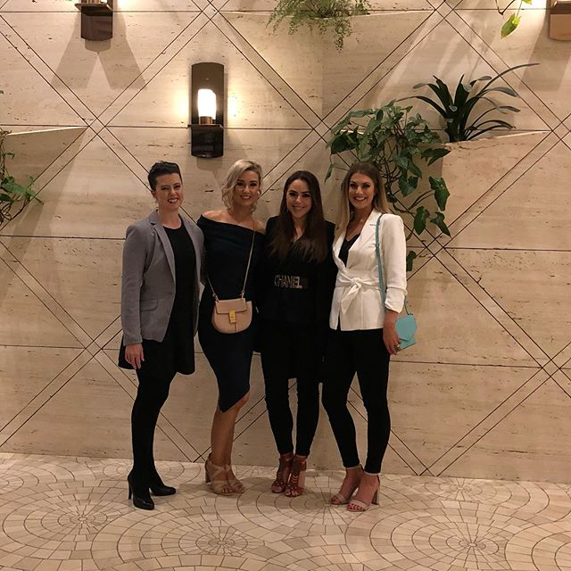 Continuing the Birthday celebrations at Crown Towers with these beauties! Thank you ladies for a wonderful night! #girlsnightout #theballetgirls #crown #crowntowers #perth #perthisok #friends
