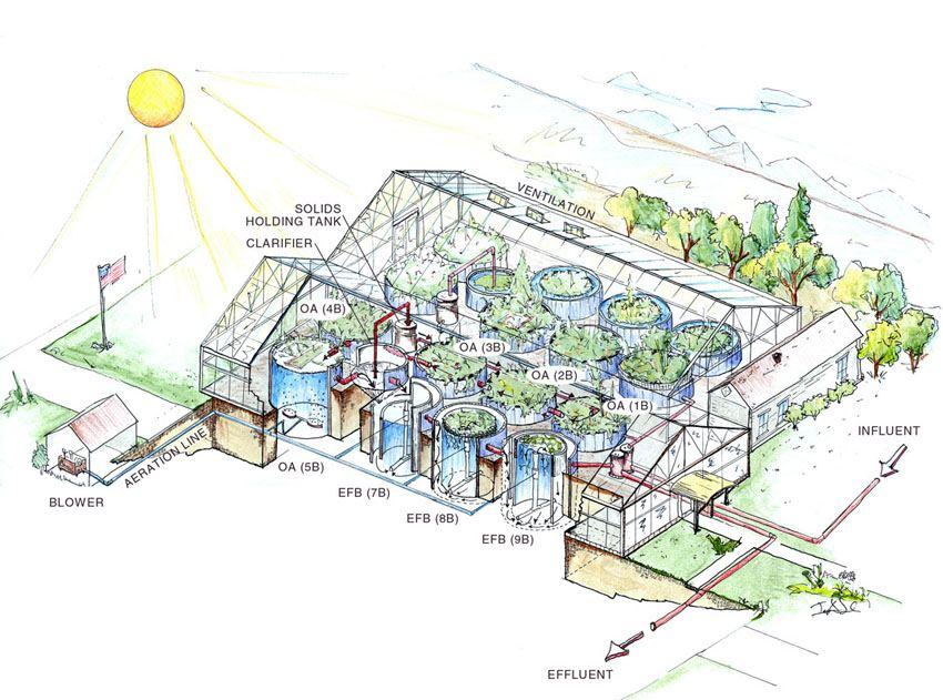 Ecomachine design and development