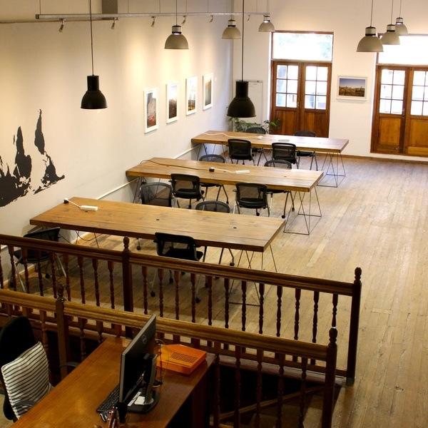 Workshop Venue: Seedspace, Spin Street, Cape Town