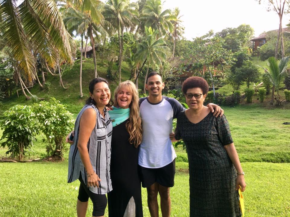 Our Amazing Facilitators: Charo, Karen, Michael, Apolonia.