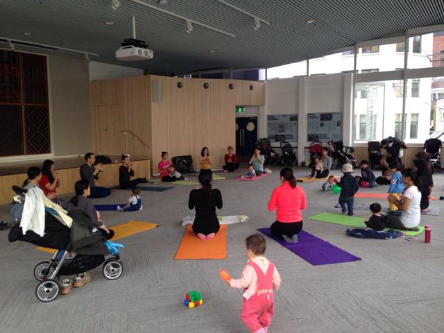 Yoga Playgroup