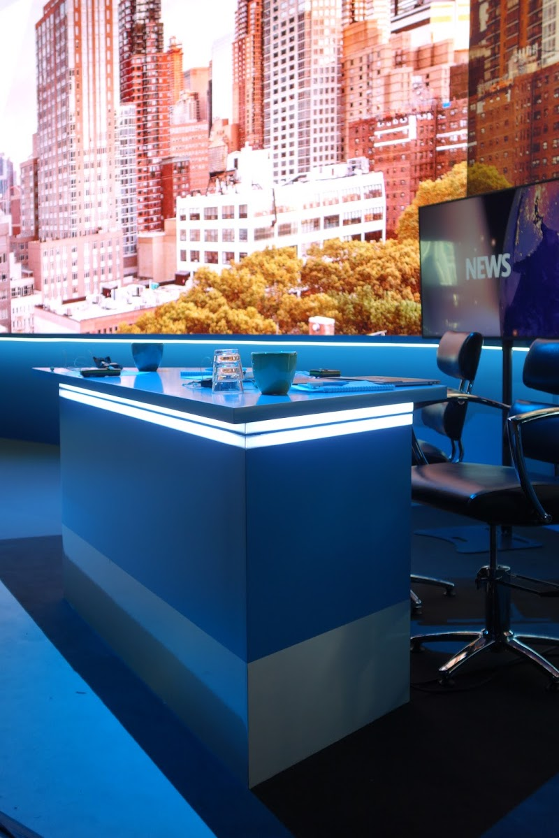 Conference News Desk
