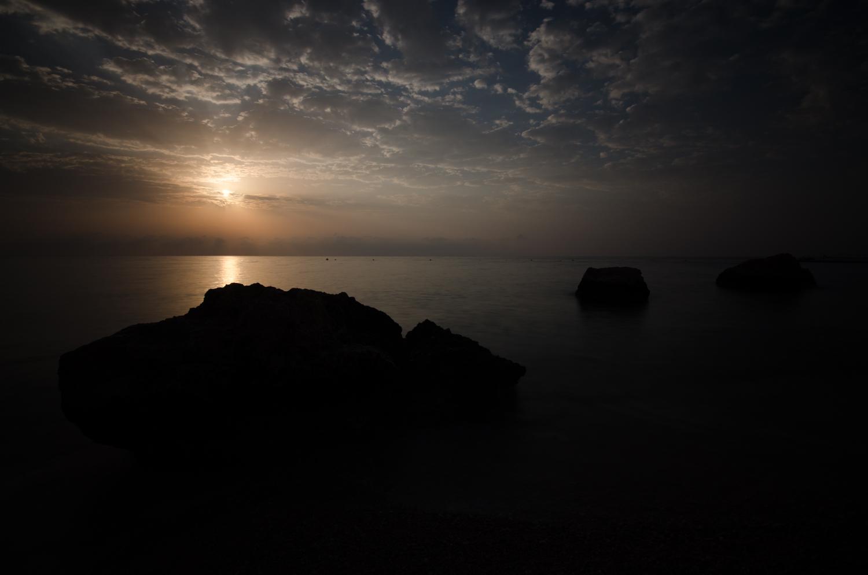egyptian sunrise travel landscape before.jpg