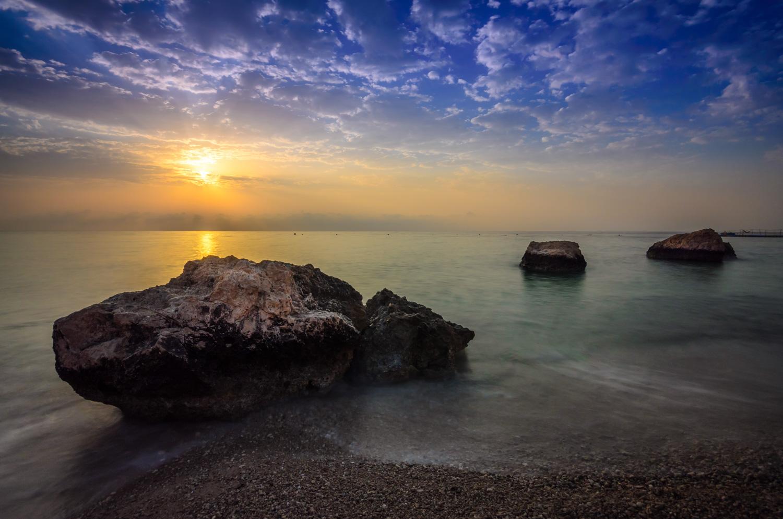 egyptian sunrise travel landscape after.jpg