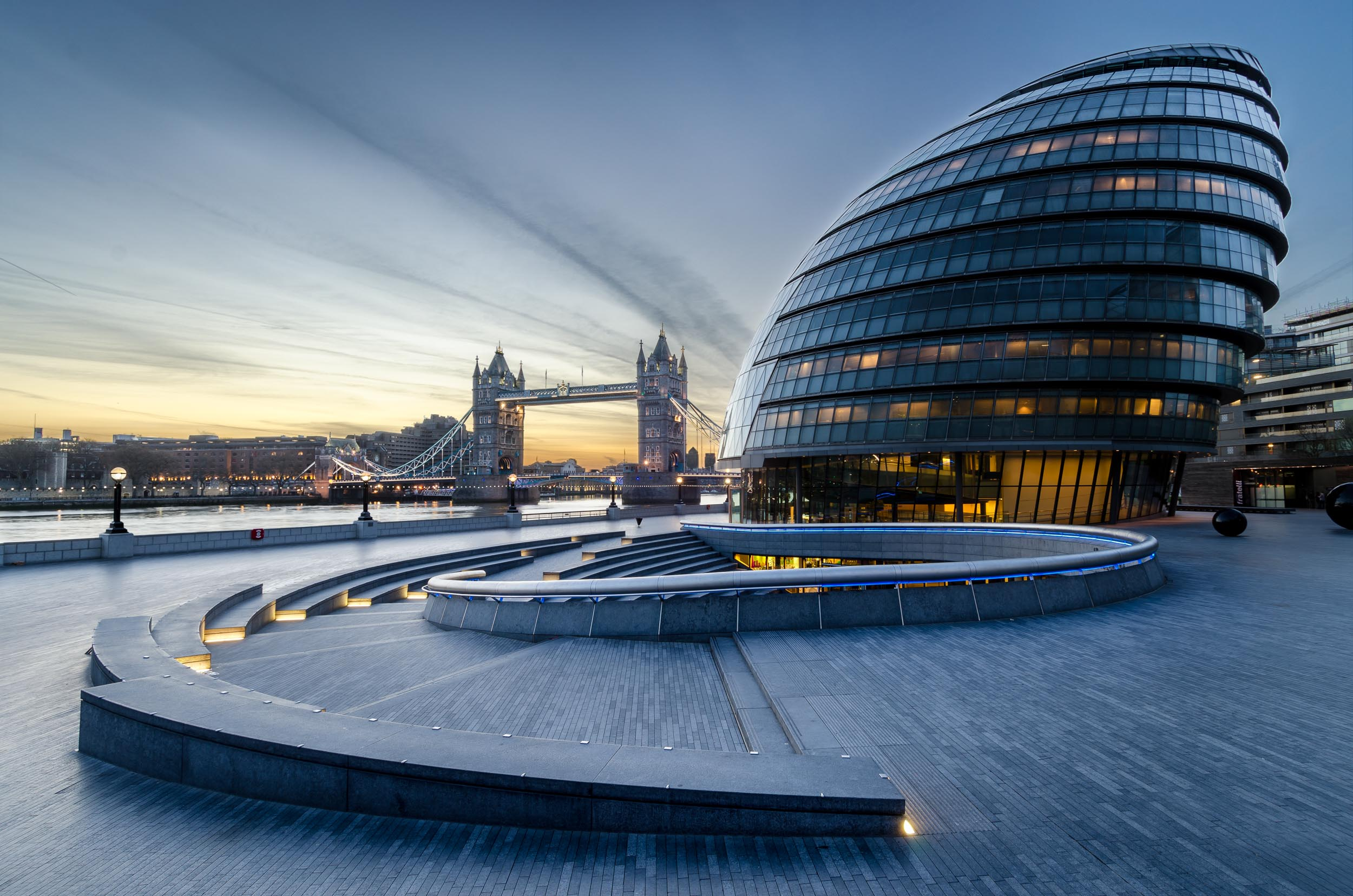 City Hall, London - Architectural Exterior/Cityscape Photography