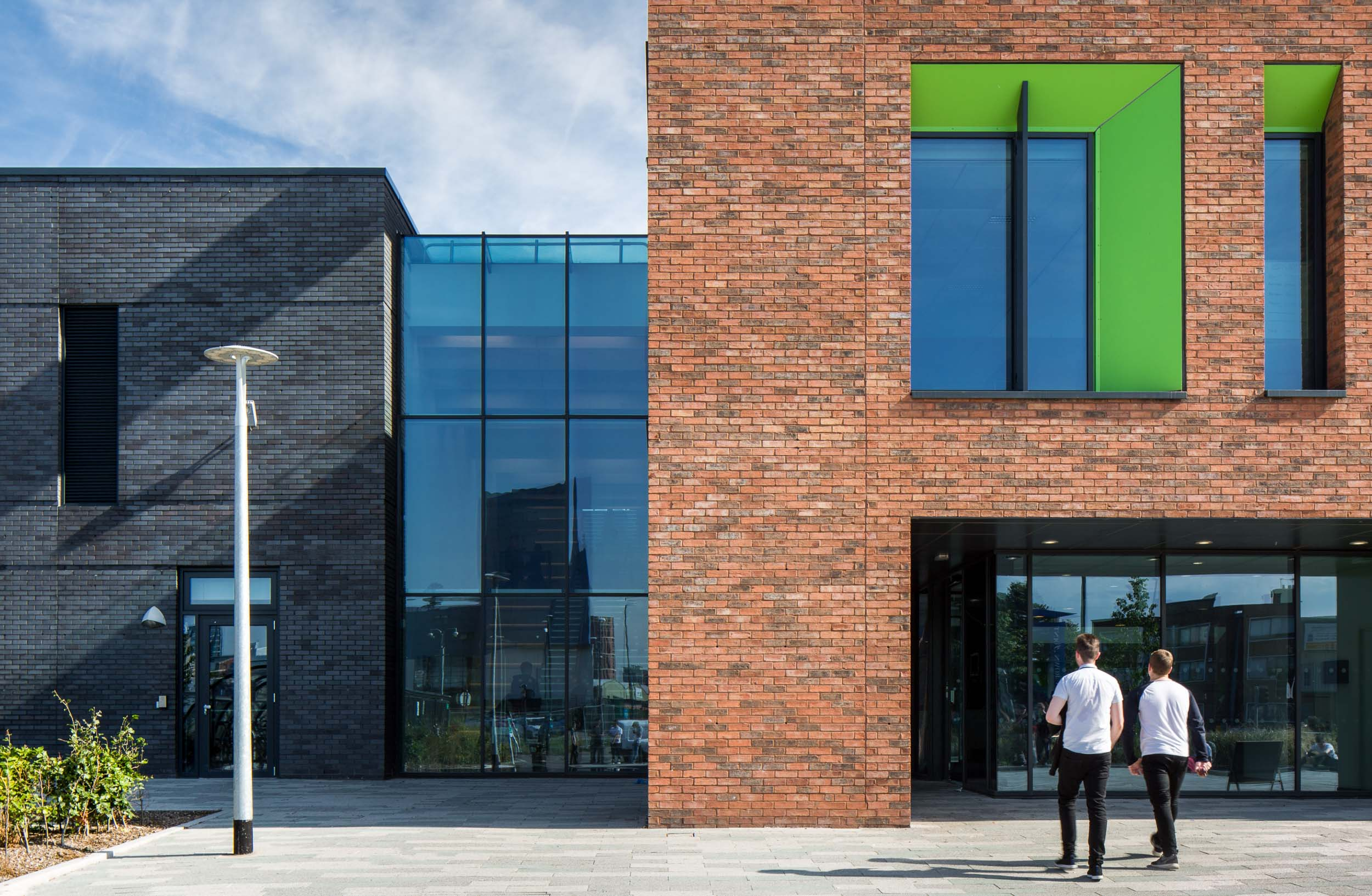 leeds college of building main entrance exterior detail architectural photo.jpg