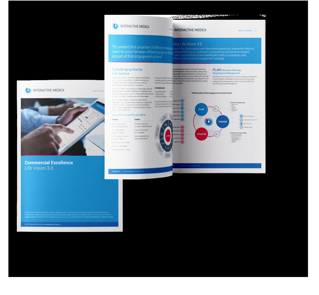 Interactive Medica Cloud Applications