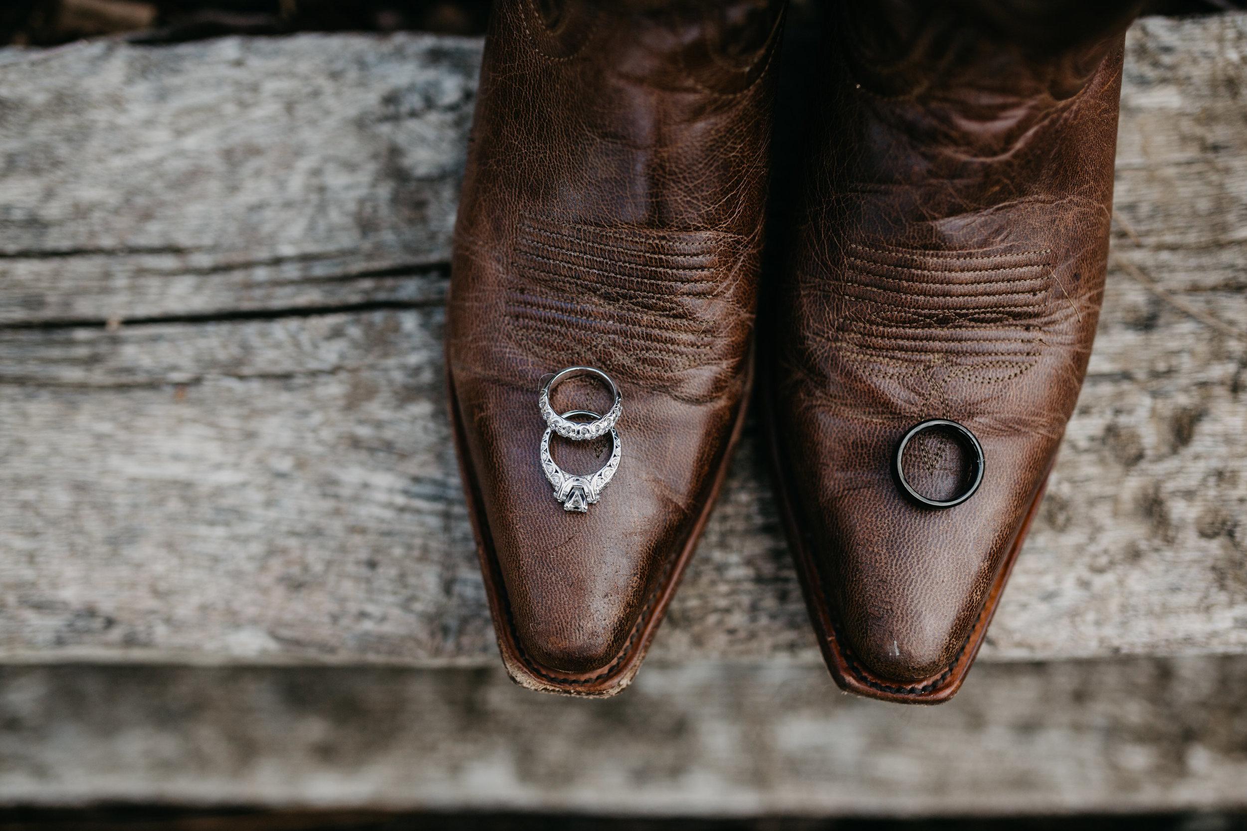 Sweet Pea Ranch Wedding