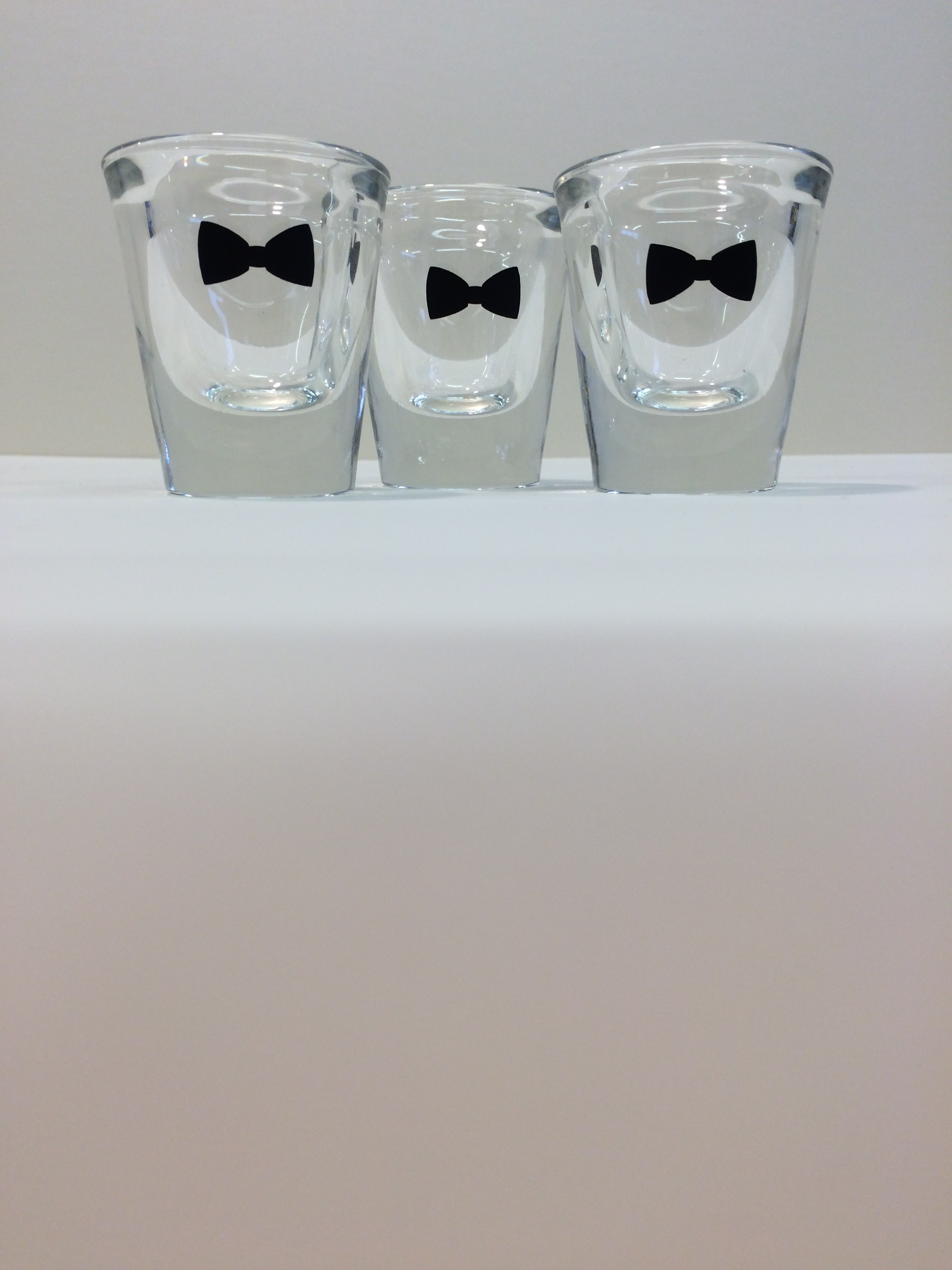 Short Shot Glasses