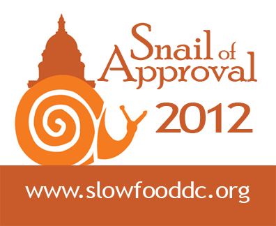 slow food longview farm dc