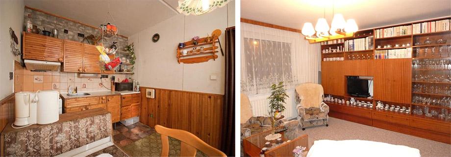 Kuchyně a domácí oltář