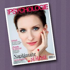 Magazín MF Moje Psychologie - Leden 2013