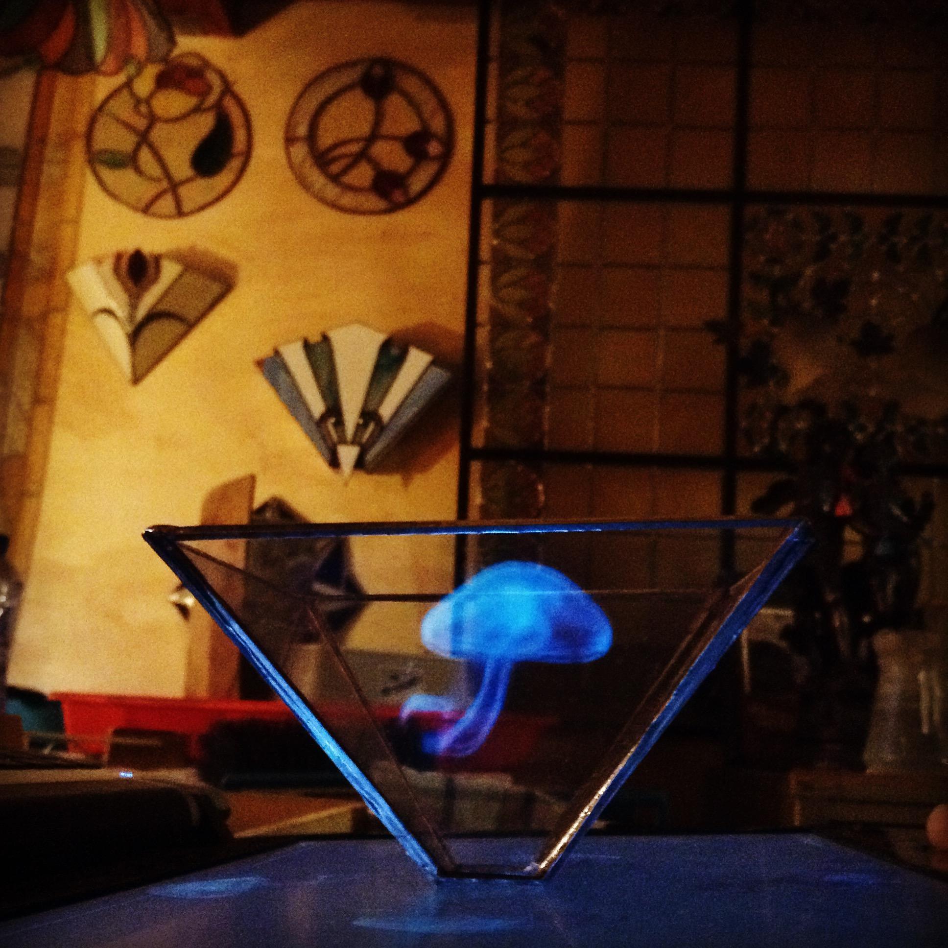 Quand le présent rencontre les artisans du verre.