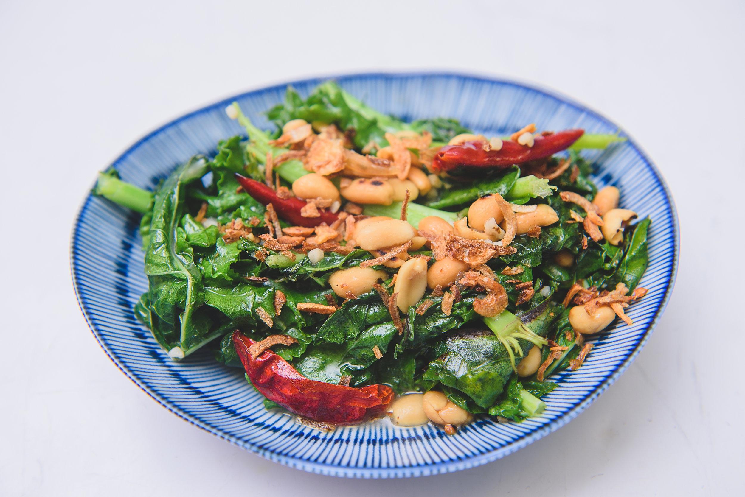 Wok Fried Kale