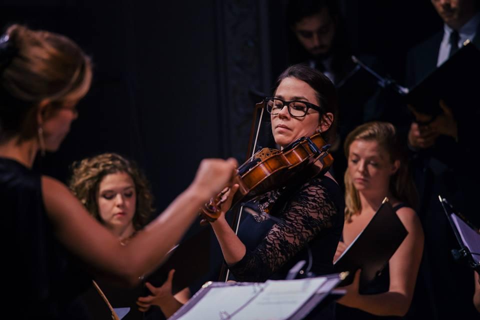 Emily Bookwalter, viola