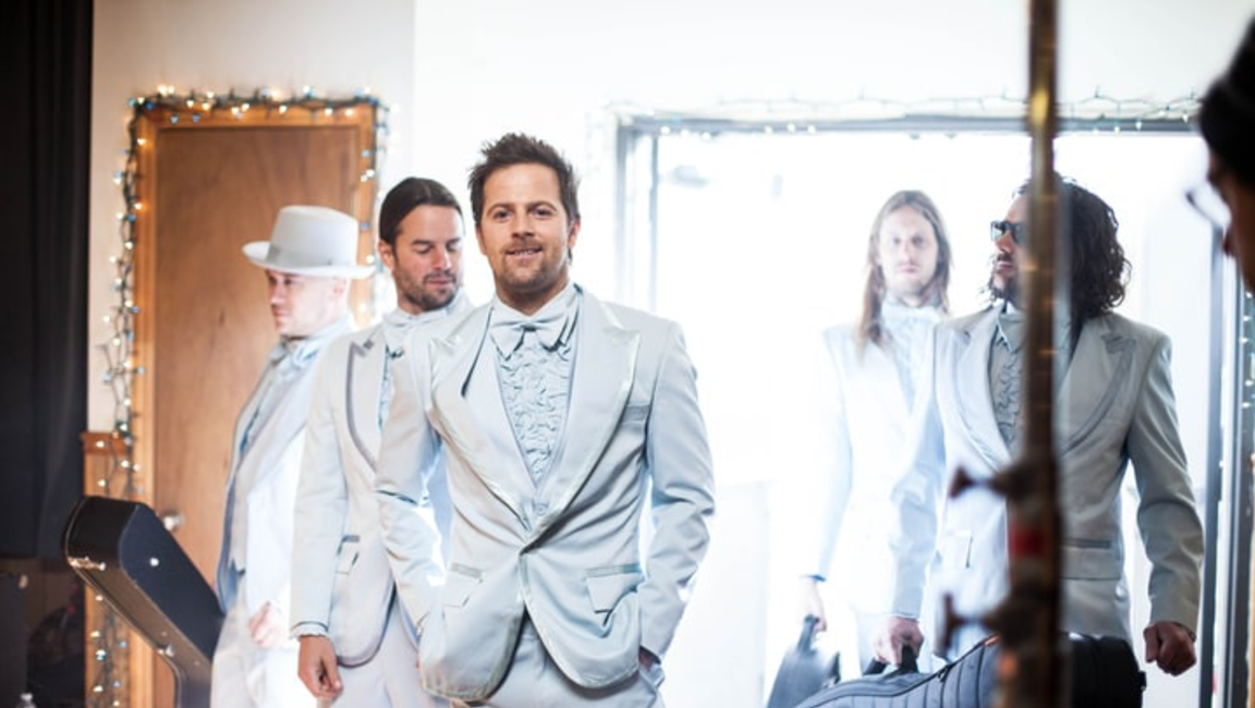 Rolling Stone Country: Behind Kip Moore's Wedding-Crashing 'I'm to Blame' Video: Exclusive Photos