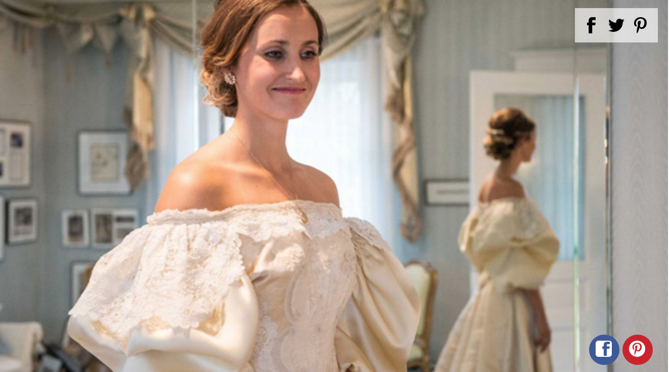 Bride Becomes 11th in Family to Wear 120-Year-Old Wedding Gown