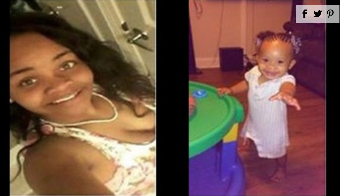 14-Year-Old Georgia Girl and Her 1-Year-Old Daughter Are Missing