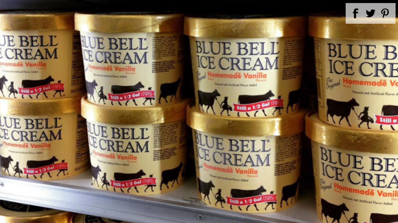 Blue Bell Ice Cream Returning to Texas