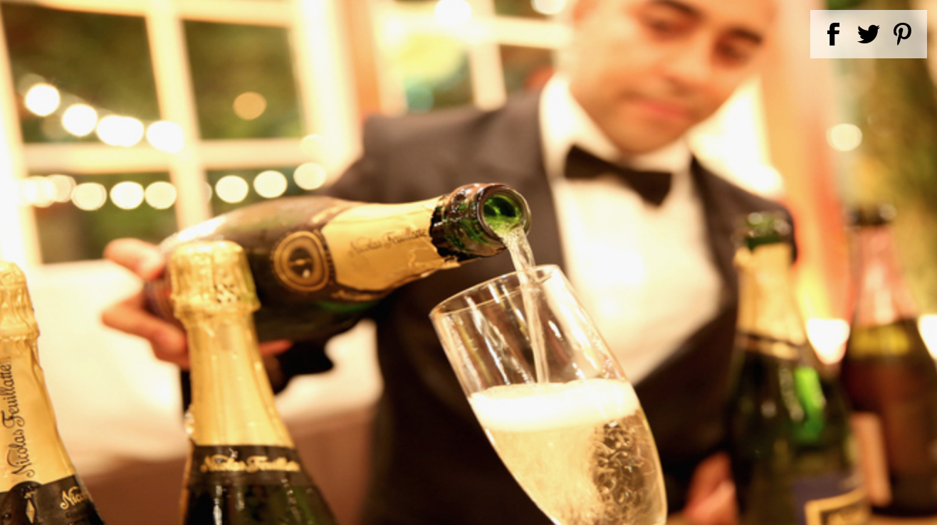 Drinking Champagne May Prevent Dementia?