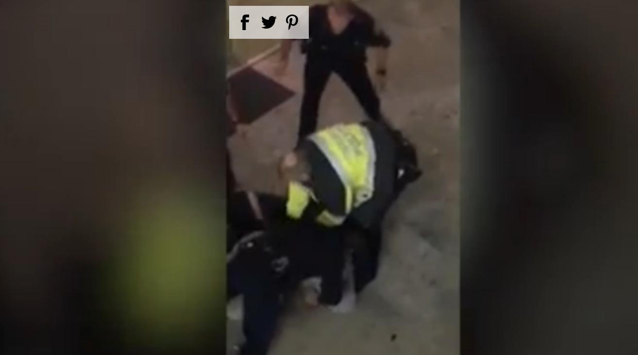 Police Under Investigation After Using Taser, Nightstick on Student