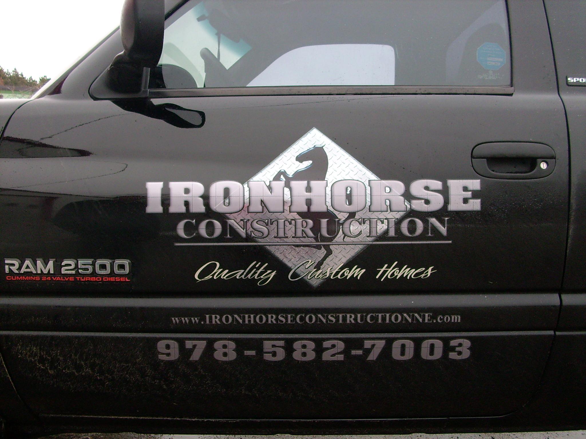 Iron Horse Construction Truck.JPG