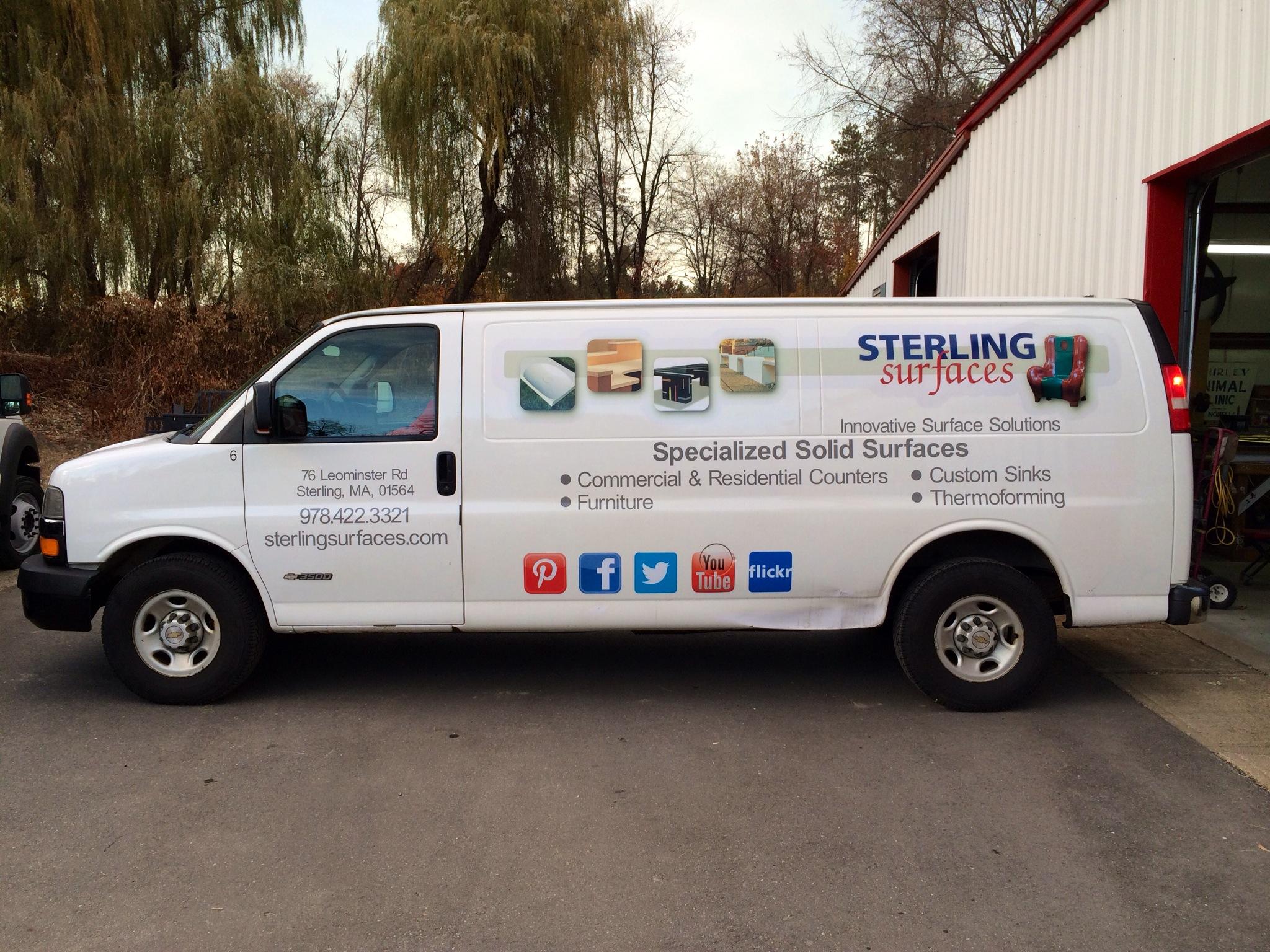 Sterling Surfaces Van.JPG