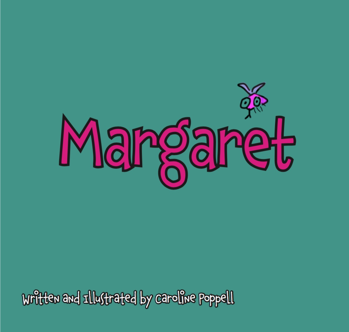 margaret - Today is Margaret the mosquito's birthday and she is ready to celebrate! There is one thing she wants for her birthday—a big kiss from all of her favorite people. As children follow Margaret along her journey, they will get a glimpse of the world through a mosquito's eyes and learn lots of cool mosquito facts in English and Haitian Creole.