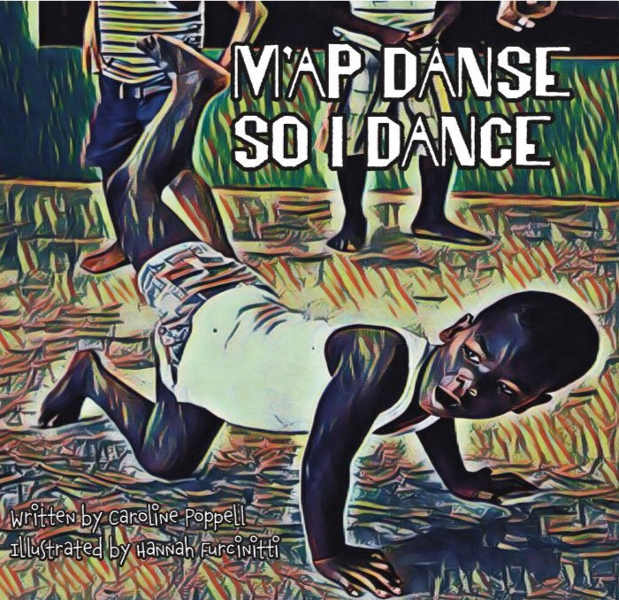"""m'ap danse / so i dance - """"M'ap Danse/So I Dance"""" is written in both English and Haitian Creole. As kids read through this book, they will be taken on a journey exploring some of the emotions they feel on a daily basis and how dance and movement can help them to express these emotions."""