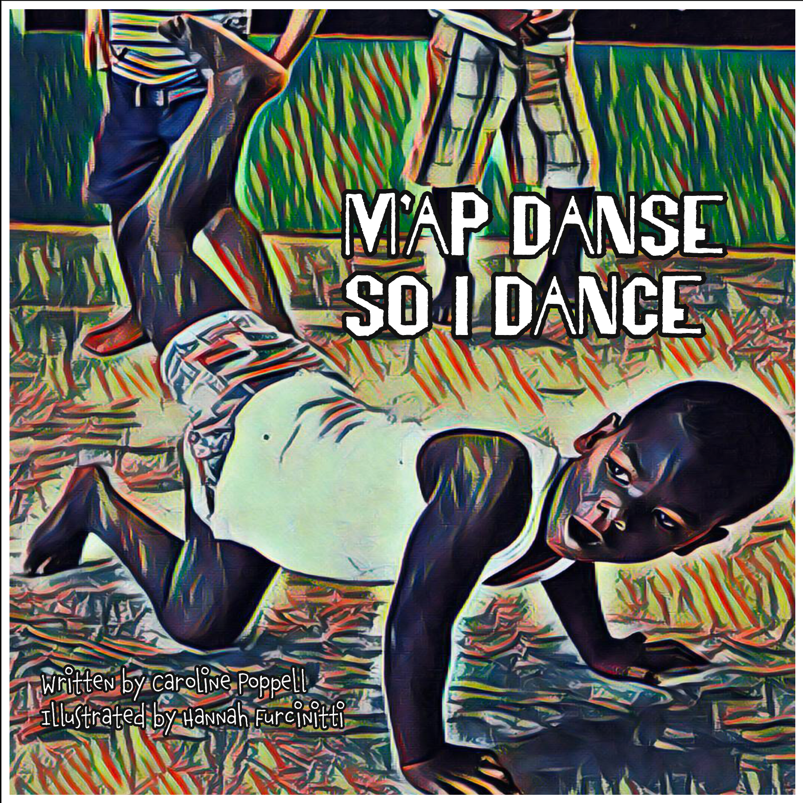 "m'ap danse / so i dance - Milk Carton on a String has released its first book! ""M'ap Danse/So I Dance"" is written in both English and Haitian Creole. As kids read through this book, they will be taken on a journey exploring some of the emotions they feel on a daily basis and how dance and movement can help them to express these emotions. Purchase your copy at http://www.milkcartononastring.com/little-twit-publications"