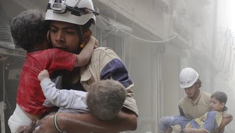 Cries from Syria  Footage