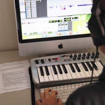 Computing to make music