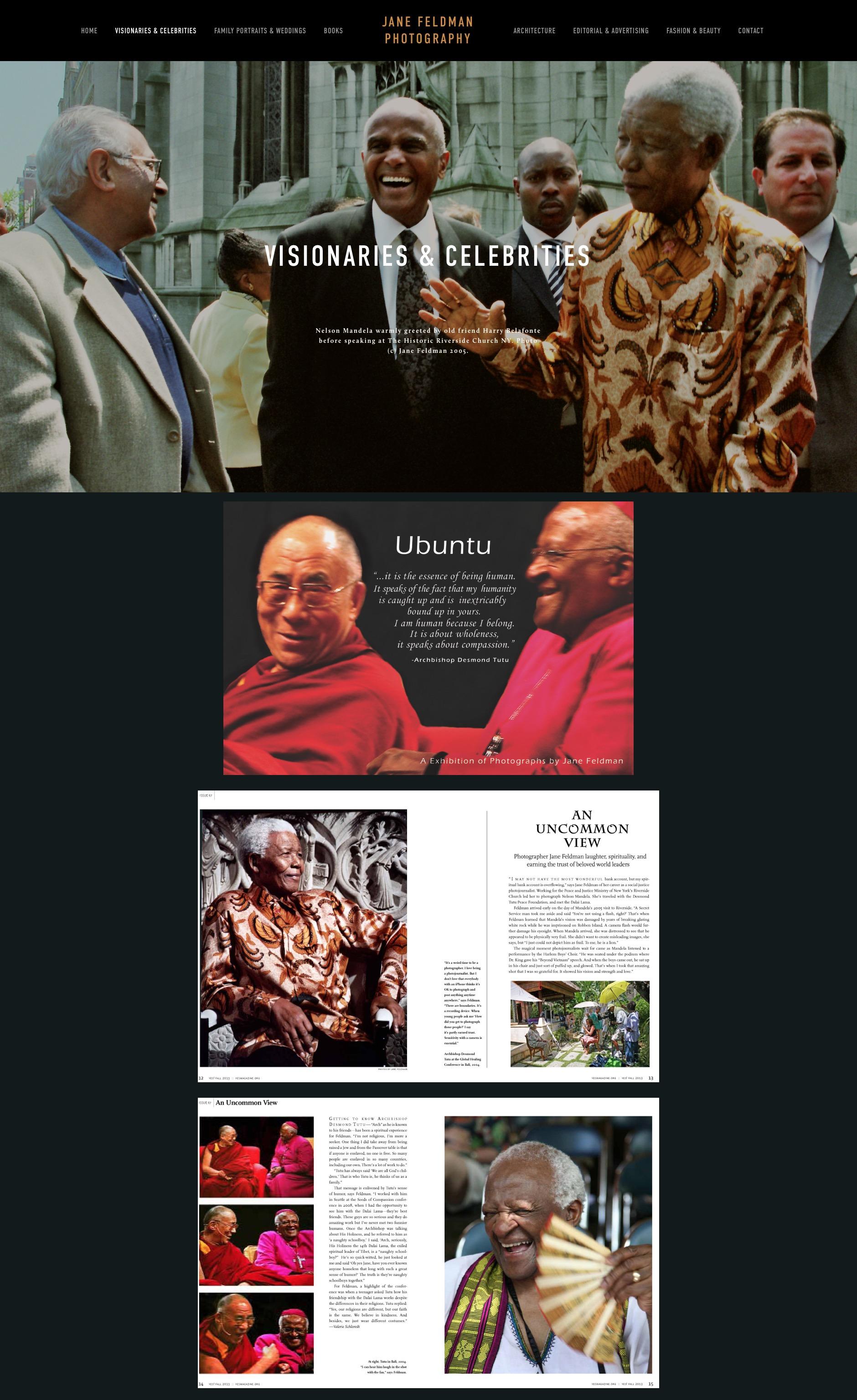 Complete Web Design www.janefeldman.com