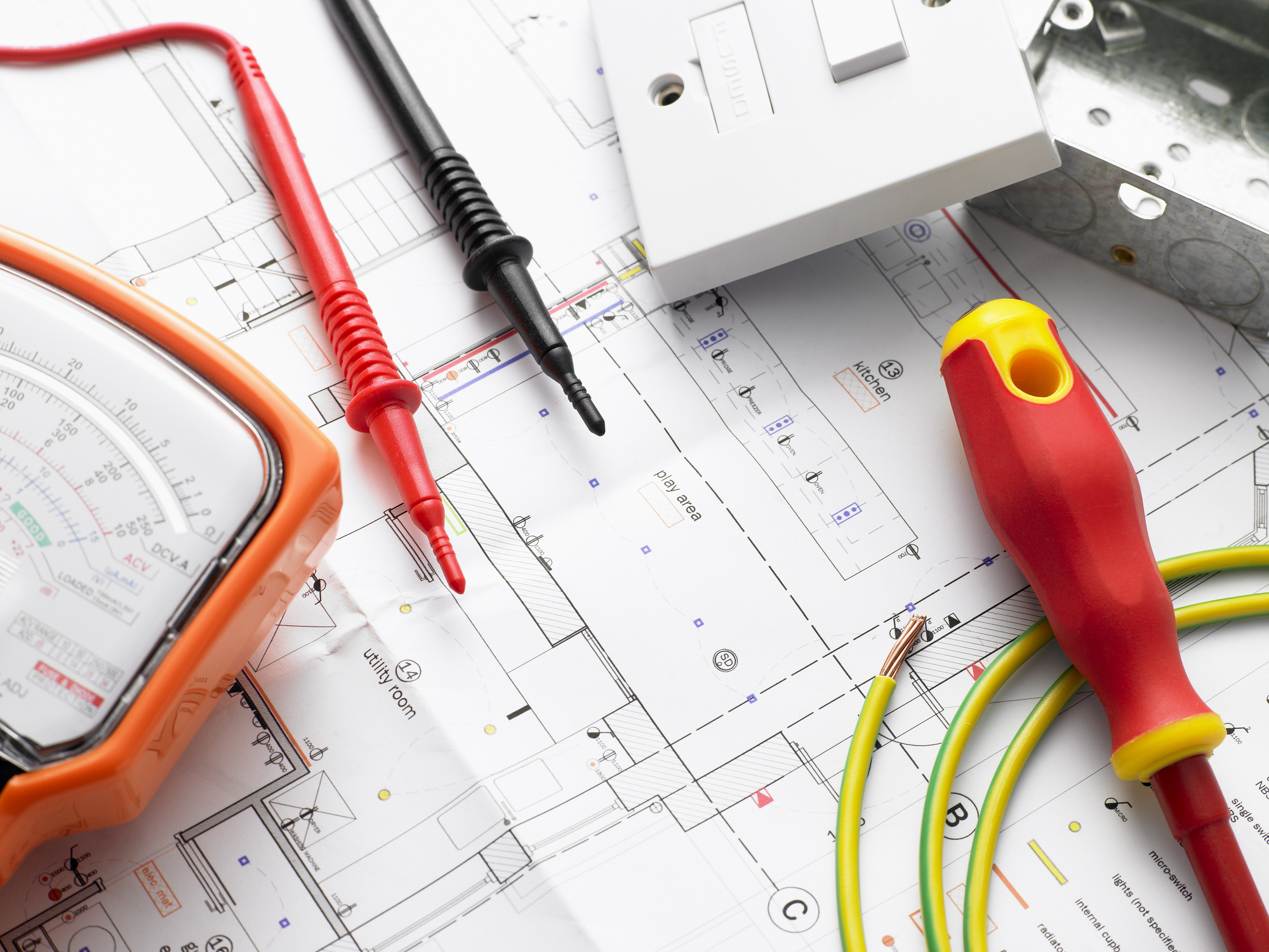 Interior Electrical Installations