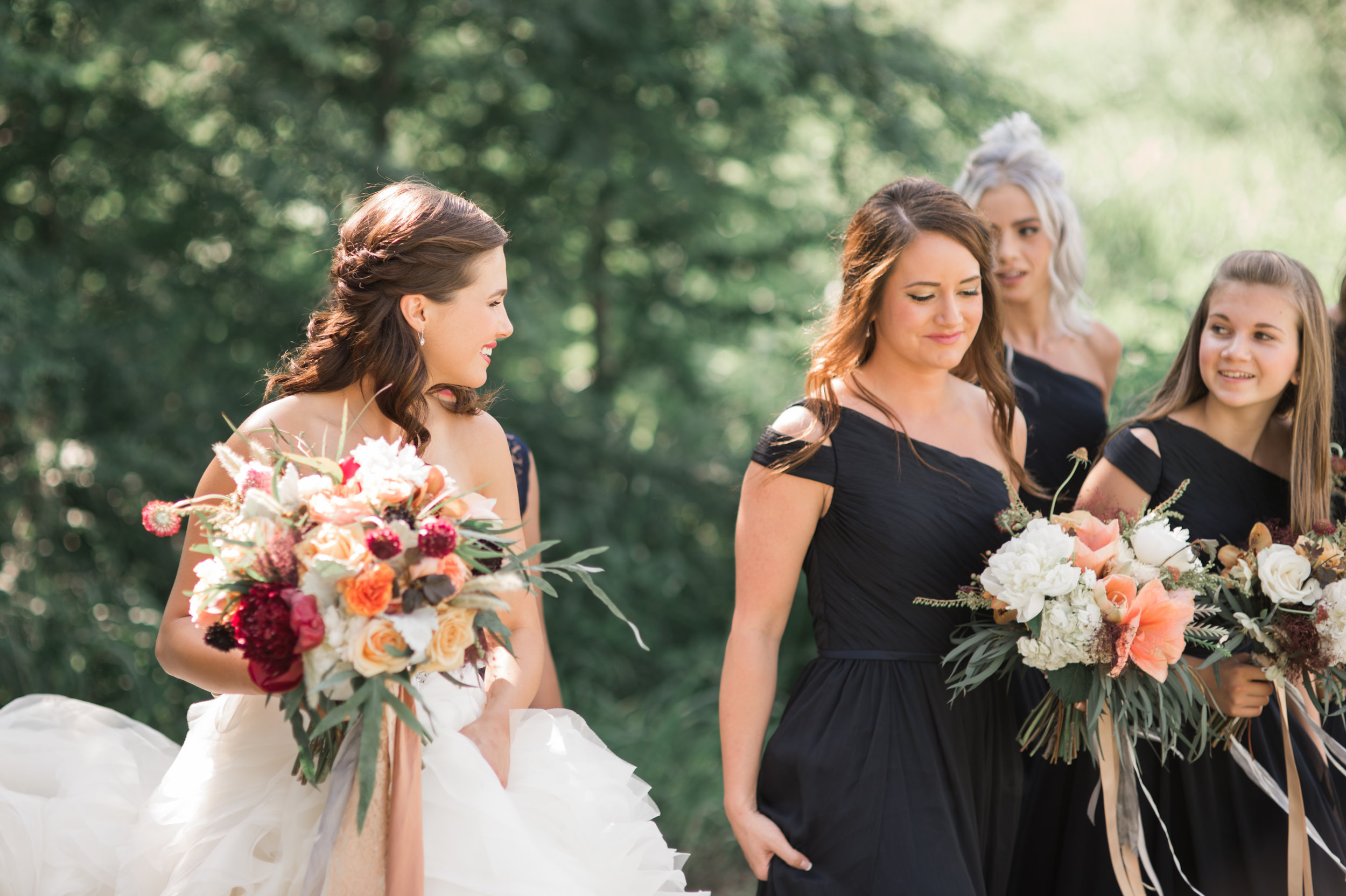 parie Designs bridal and event planning