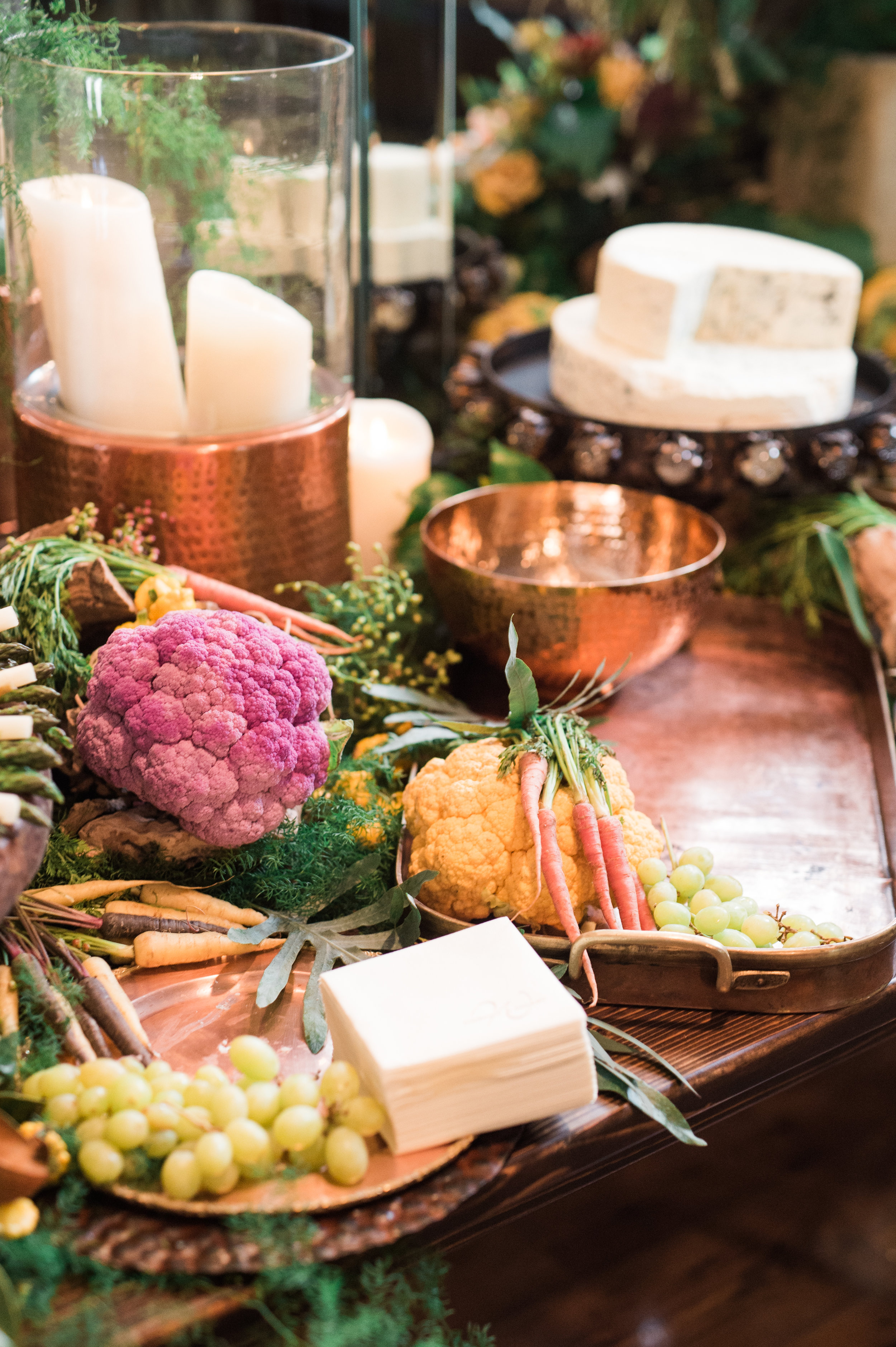 Bridal coordinator and floral designer Parie Designs