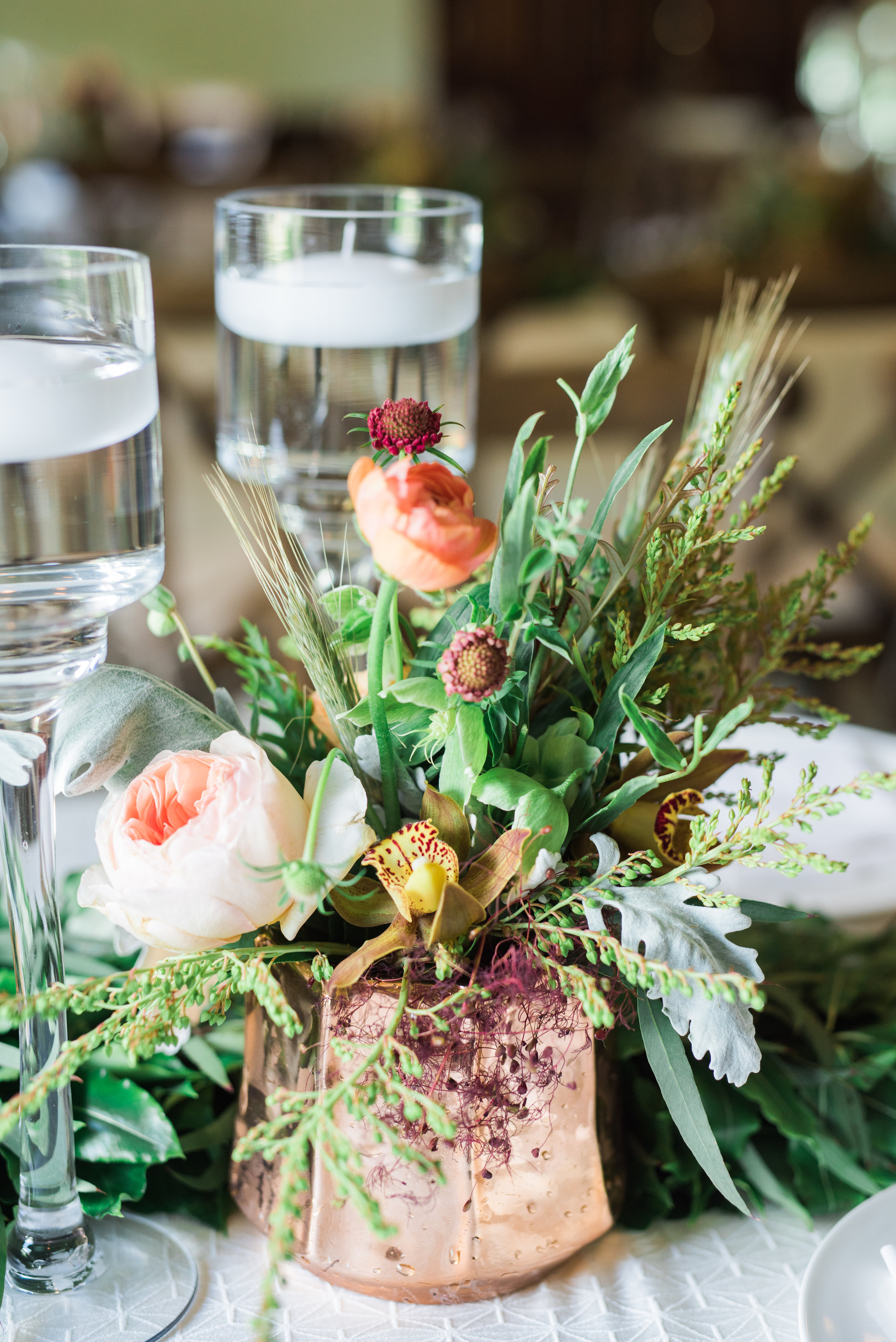 floral design and wedding planning by Parie Designs