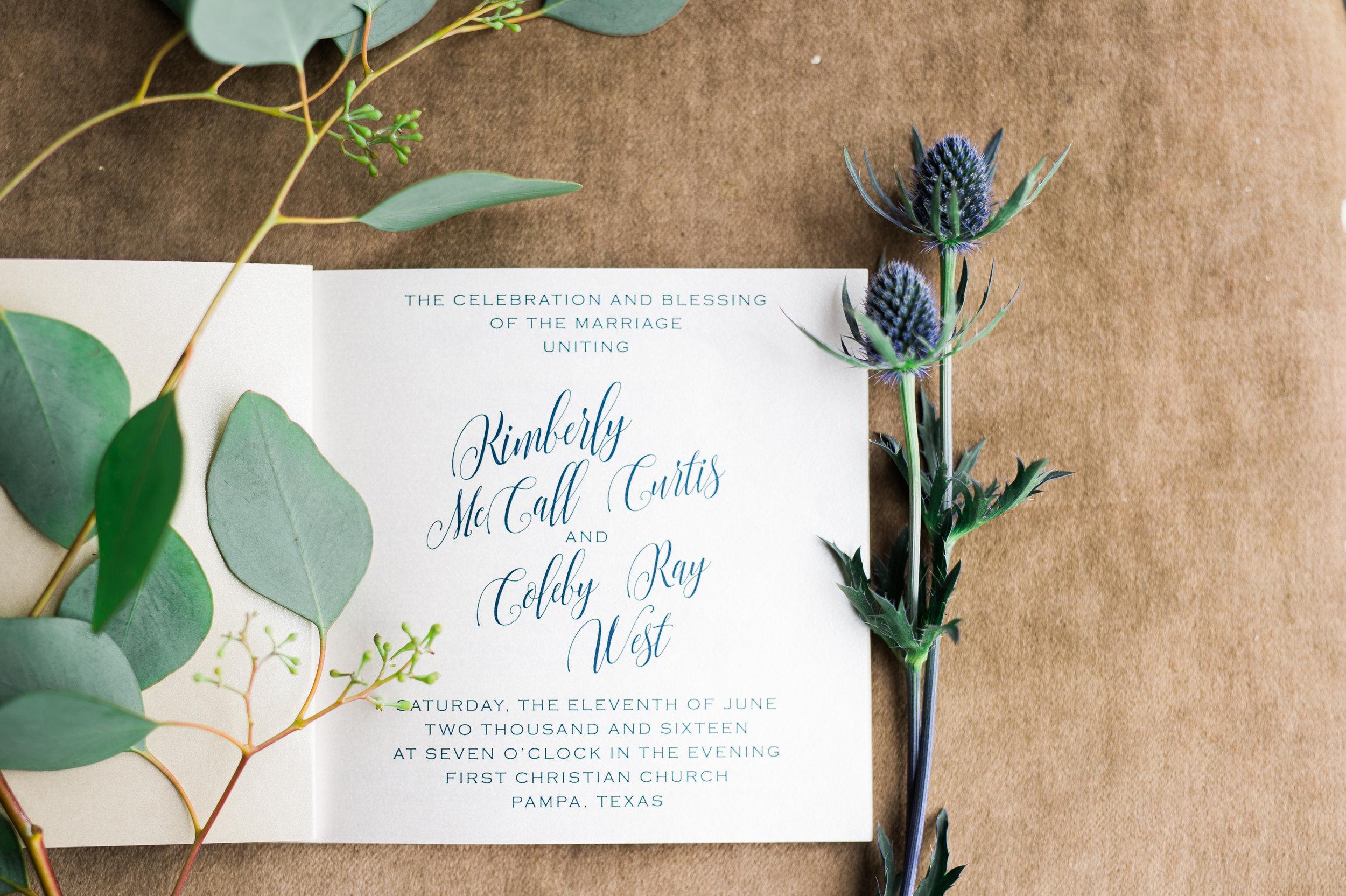 Parie Designs, Wedding Invitations, Paper designs, Weddings Amarillo Tx