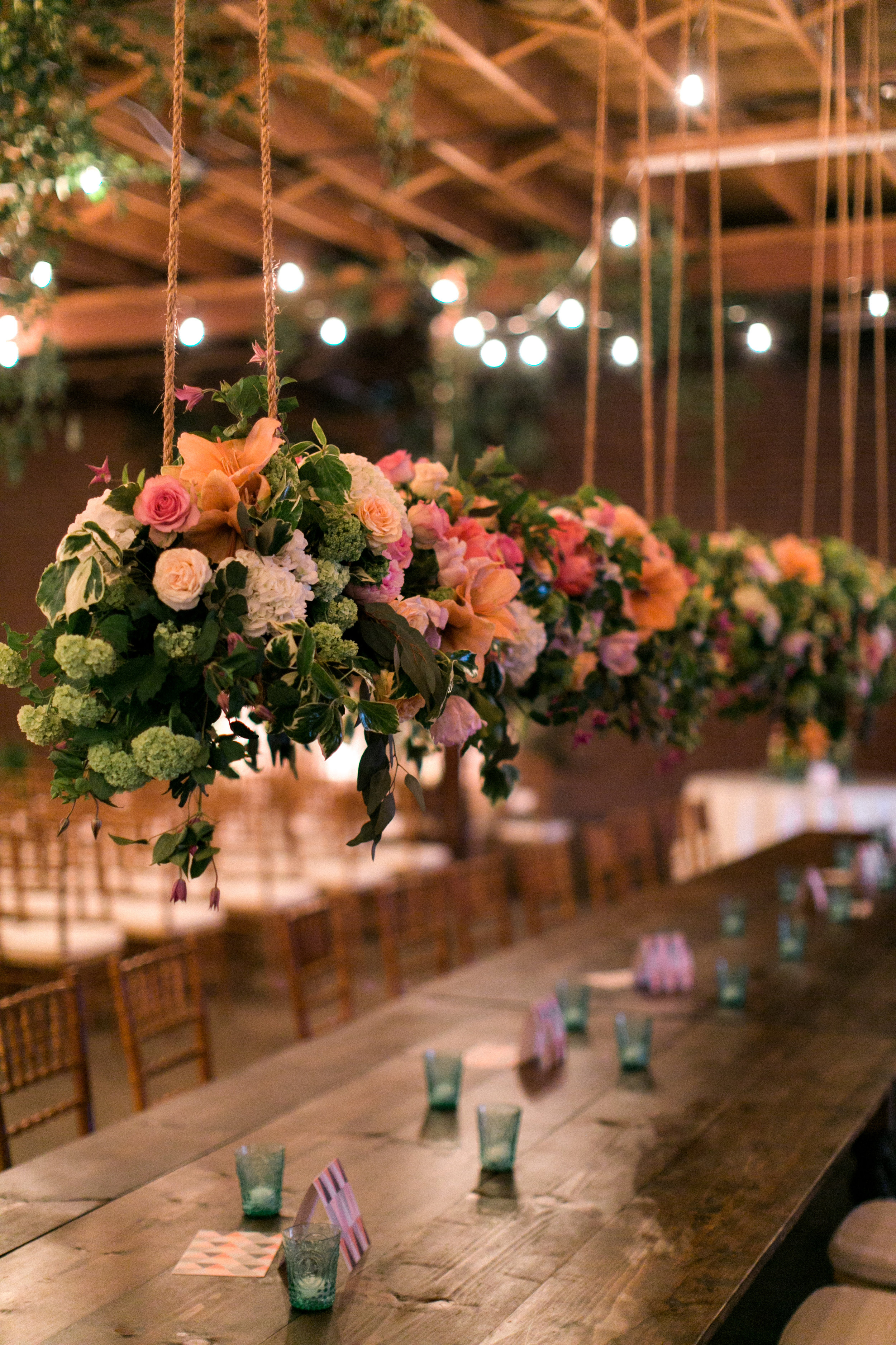 Parie Designs suspended florals
