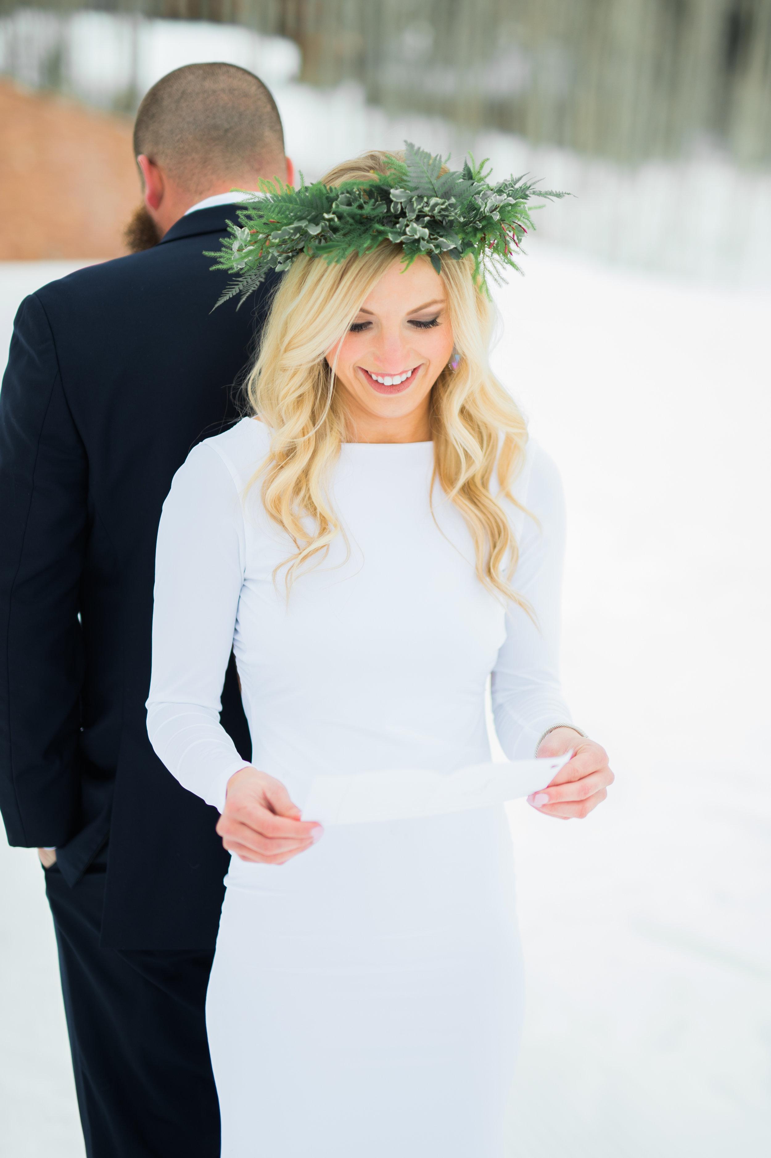 parie designs floral crown