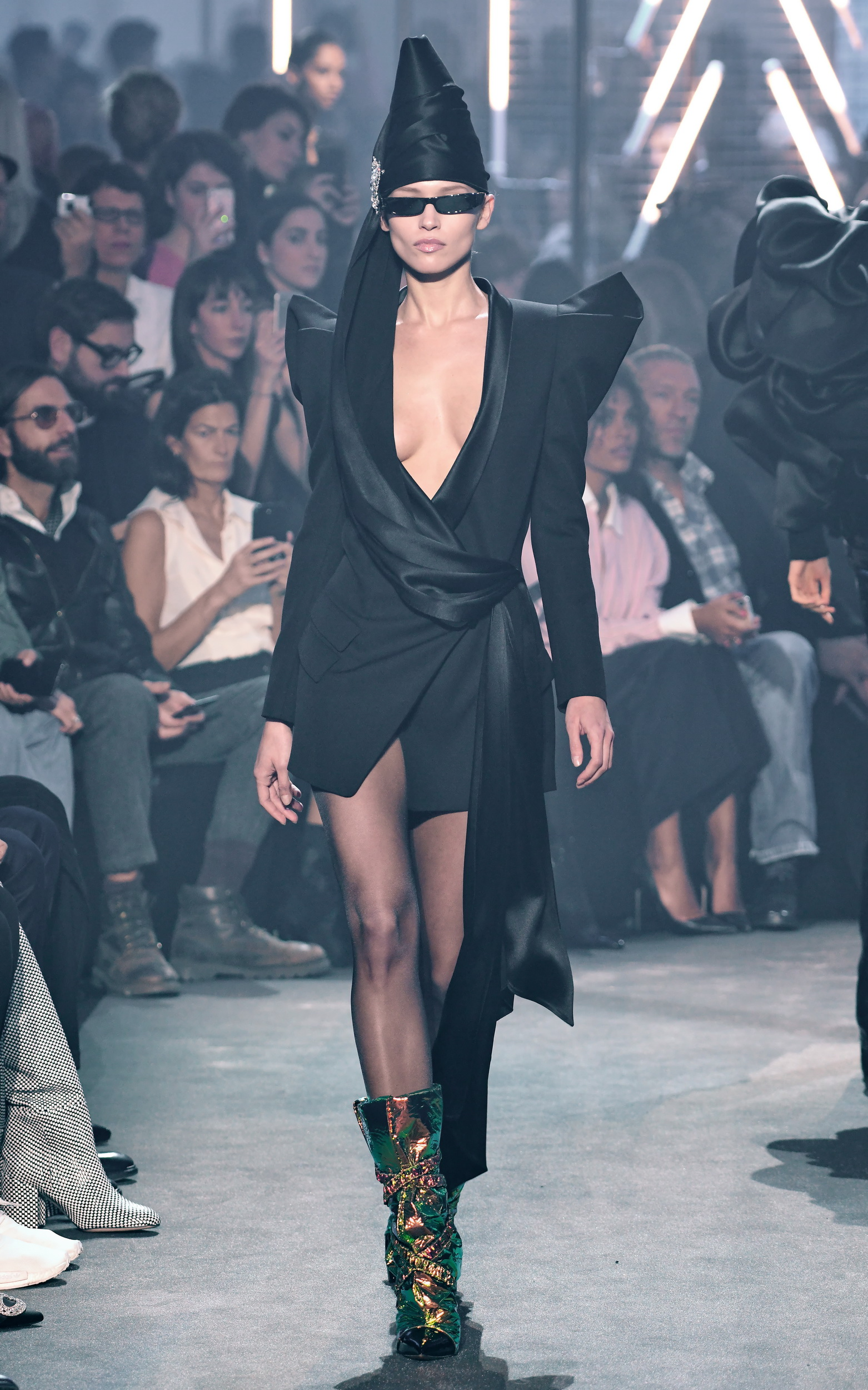 Alexandre Vauthier  Runway - Paris Fashion Week - Haute Couture 4to4u Arthur Koff 40.JPG