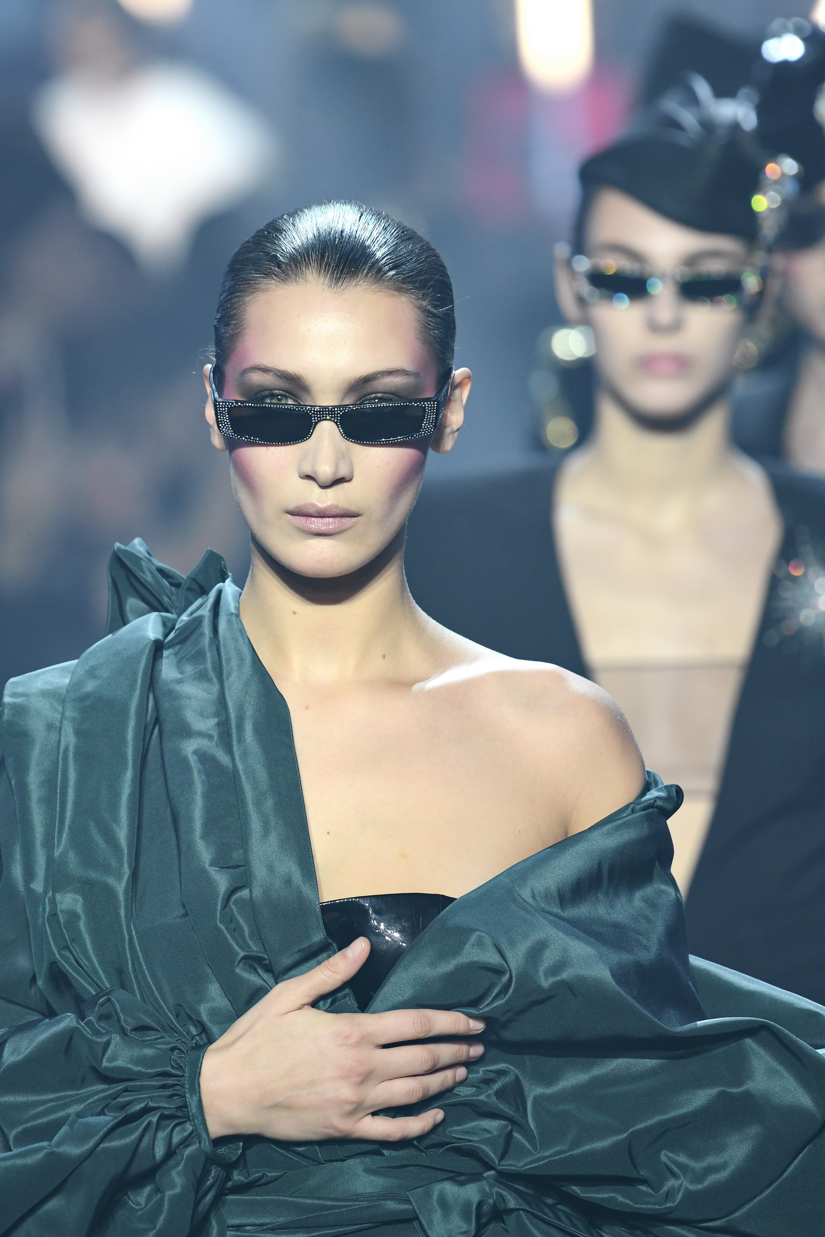 Alexandre Vauthier  Runway - Paris Fashion Week - Haute Couture 4to4u Arthur Koff Bell Hadid 1.JPG