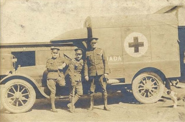 Canadian Motor Ambulance